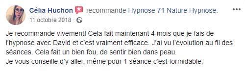 Témoignage Célia Huchon